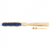 BROSSE CAGE METAL MANCHE BOIS 21 mm