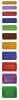 ROULEAU VELOURS D.50 x12 VERT
