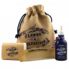 LAMES & TRADITION PACK BARBE SAVON + HUILE + PEIGNE