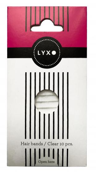 LYXO ELASTIQUE SILICONE x 10