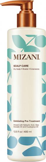 MIZANI SCALP CARE PRE-TRAITEMENT EXFOLIANT 400ml