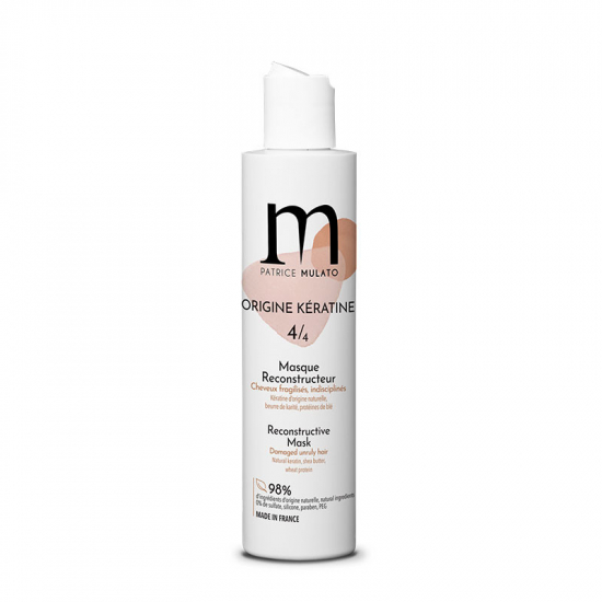 MULATO KERATINE MASQUE 200 ML