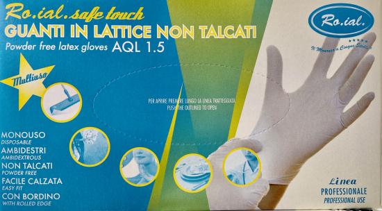 GANT LATEX JETABLE ITALIEN x 100