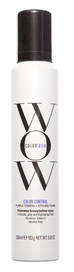 COLOR WOW CONTROL TONING AND STYLING FOAM 200ml