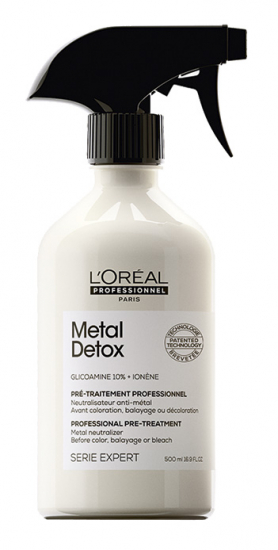 METAL DETOX SPRAY PRE-TRAITEMENT 500 ml