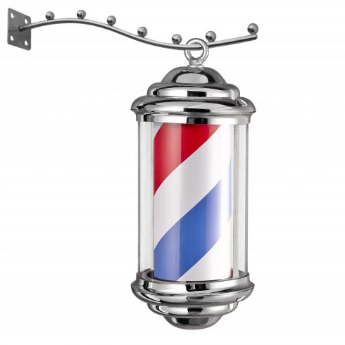 BARBER POLE LUMINEUX PM**