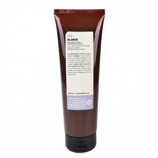 INSIGHT BLONDE HAIR MASQUE ECLAIRCISSANT 250 ml