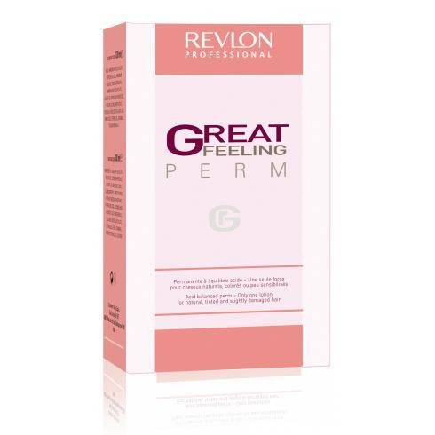 REVLON PERM GREAT FEELING 2x100ml