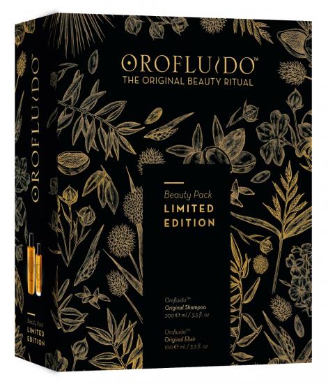 OROFLUIDO BEAUTY PACK ORIGINAL SH 200 + ELIXIR 100