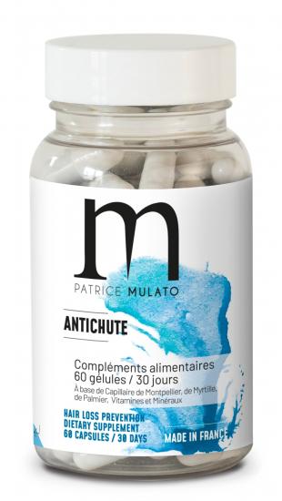 MULATO COMPLEMENT ALIMENTAIRE ANTI-CHUTE x60