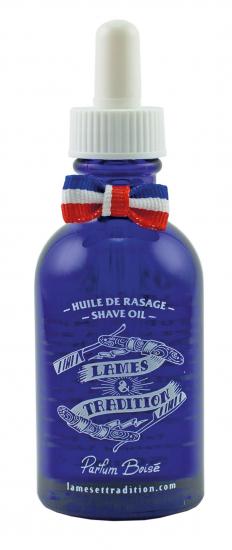 LAMES & TRADITION HUILE DE RASAGE 50ml