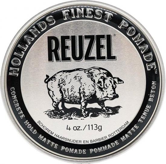REUZEL POMMADE CONCRETE MATTE 113g