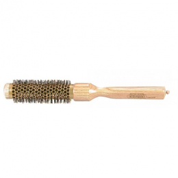 BROSSE CAGE METAL MANCHE BOIS 37 mm