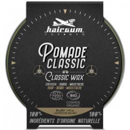 HAIRGUM BIO POMADE CLASSIC WAX 80g