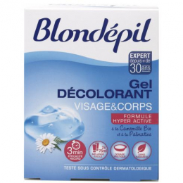 BLONDEPIL GEL DECO GM 2x75ml