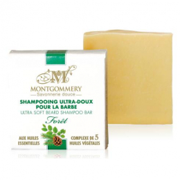 MONTGOMMERY SHAMPOING DOUX BARBE 80g
