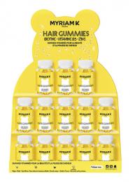 MYRIAM K PRESENTOIR 15 BOITES HAIR GUMMIS x60
