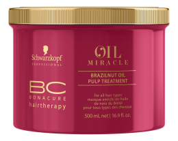 BC OIL MIRACLE MASQUE 500ml