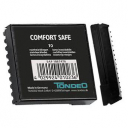 LAME TONDEO COMFORT SAFEx10