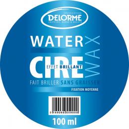 DELORME CIRE WATER WAX 100ml