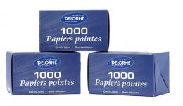 PAPIER POINTE DELORME x1000