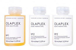 OLAPLEX TRAVELING STYLIST KIT 3 x 100ml
