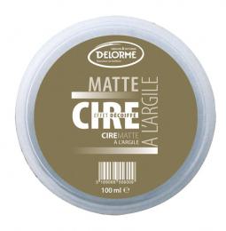 DELORME CIRE MATTE ARGILE 100ml