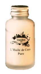 HUILE DE COCO PURE BIO 50 ml