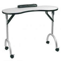 TABLE MANUCURE PLIANTE