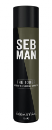 SEBMAN SHAMPOING HYBRIDE TEXTURISANT 180 ml