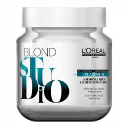 BLOND STUDIO PATE DECO PLATINIUM S/AMO 500g