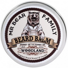 MR BEAR BAUME A BARBE 60ml