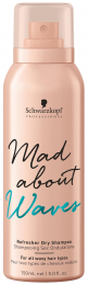 MAD ABOUT WAVES SHAMPOING SEC 150ml