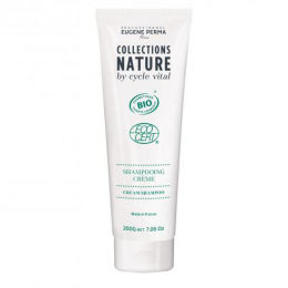 COLLECTIONS NATURE BIO SHAMPOING CREME 200ml @