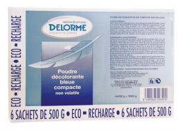 POUDRE DELORME BLEUE EC0 3kg