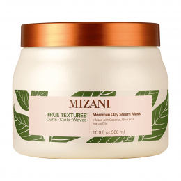 MIZANI TTX MOROCCAN CLAY STEAM MASK 500 ml