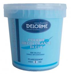 POUDRE DELORME BLEUE 500 g